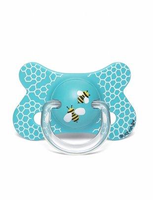 Suavinex Suavinex Fopspeen Fusion Bee 4/18 m