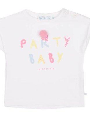 Bla Bla Bla Bla Bla Bla T-shirt Party Baby