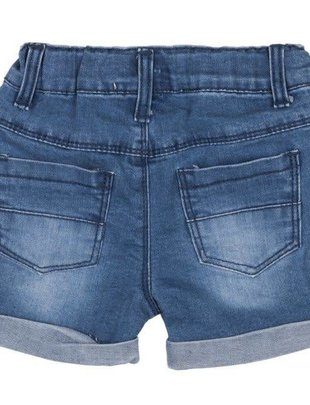 Bla Bla Bla Bla Bla Bla Short Denim Blue