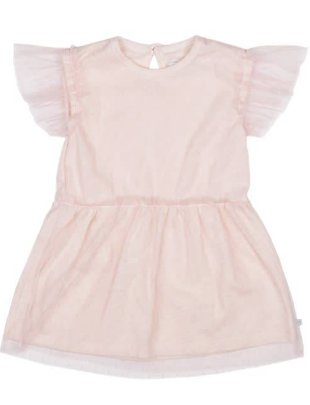 Bla Bla Bla Bla Bla Bla jurk Disney Pink