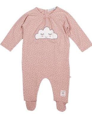Bla Bla Bla Bla Bla Bla Pyjama Powder Pink 0x0