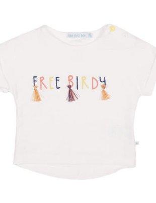 Bla Bla Bla Bla Bla Bla T-shirt Free Birdy