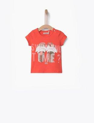 IKKS IKKS T-shirt Meisjes Swimming Time