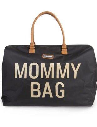 Childhome Childhome Mommy Bag Black/Gold