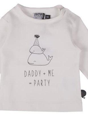 Zero2Three Zero2Three T-shirt Daddy + Me = Party