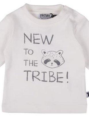 Zero2Three Zero2Three T-shirt New To The Tribe