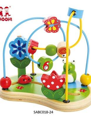 Phoohi Phoohi - Motoriek Speelgoed Garden
