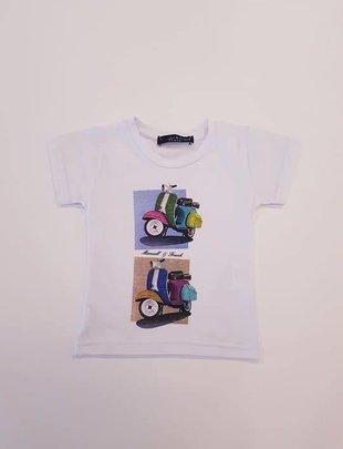 Manuell & Frank Manuell & Frank T-shirt Scooter