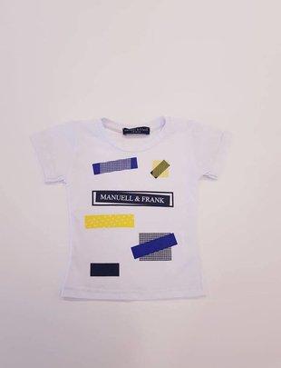 Manuell & Frank Manuell & Frank T-shirt Logo