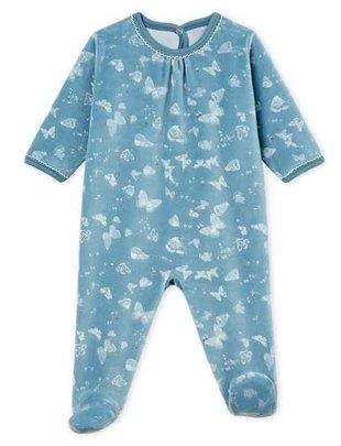 Petit Bateau Petit Bateau Pyjama Vlinders