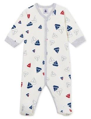 Petit Bateau Petit Bateau Pyjama Bootjes