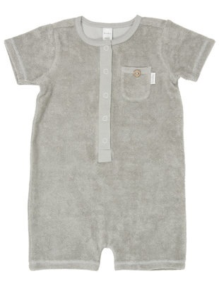 Koeka Koeka Jumpsuit Soft Sunrise Mouse Grey