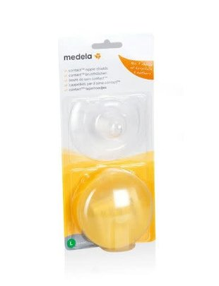 Medela Medela Contact Tepelhoedjes Medium
