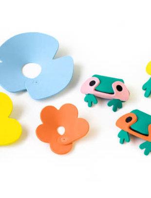 Quutopia Quutopia 3D Badpuzzel Frog Pond