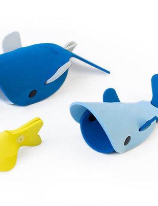 Quutopia Quutopia 3D Badpuzzel Deep Sea Whales