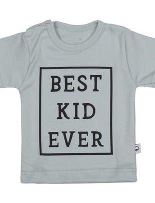 Wooden Buttons Wooden Buttons T-shirt Best Kid Ever