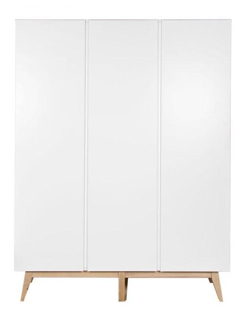 Quax Quax Trendy kast 3 deuren - white