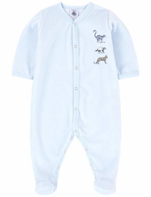 Petit Bateau pyjama dieren
