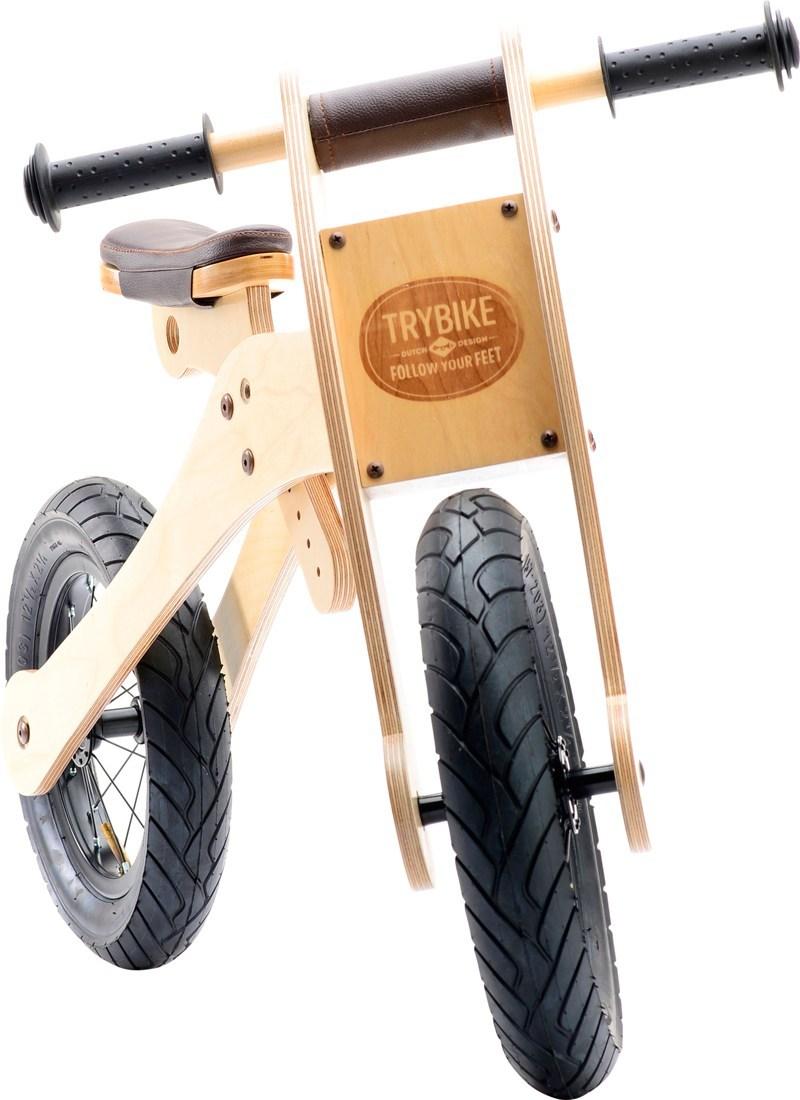 trybike wood fiets meegroeifiets kinderfiets