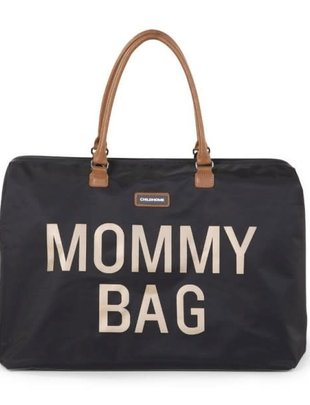 Childhome Childhome Mommy Bag Verzorgingstas - Black Gold