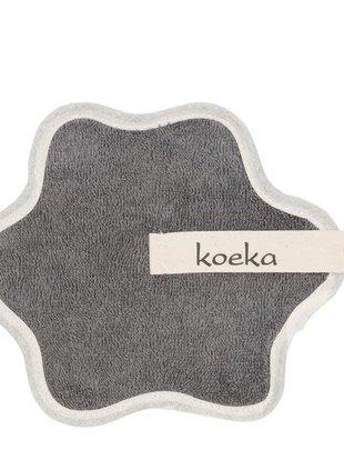 Koeka Koeka Speendoekje Rome Steel Grey
