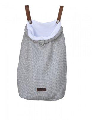 Bamboom Pyjamazak Soft Stone Grey