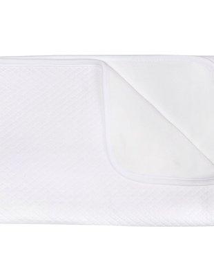 Les Rêves d'Anaïs Les Rêves d'Anaïs Deken Diamond White 75 x 100 cm