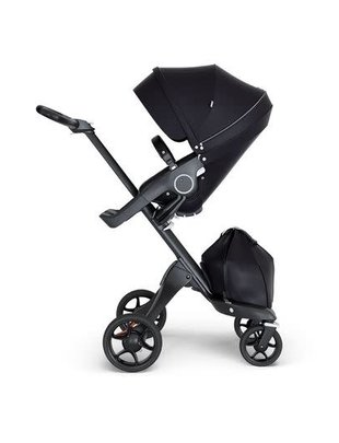 Stokke Stokke Kinderwagen Xplory 6  Black With Black