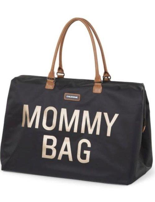 Childhome Childhome Mommy Bag Verzorgingstas - Black Gold