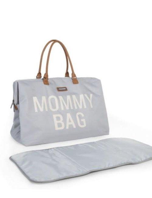 Childhome Childhome Mommy Bag Lichtblauw