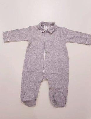Cotolini Cotolini Pyjama Julius Gris Chinè