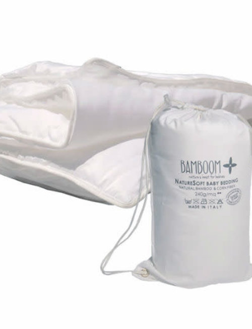 Bamboom Bamboom Nature's Soft Donsdeken 105-135 cm