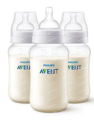 Avent Avent Classic Anti - Collic Flessenset Trio 330 Ml