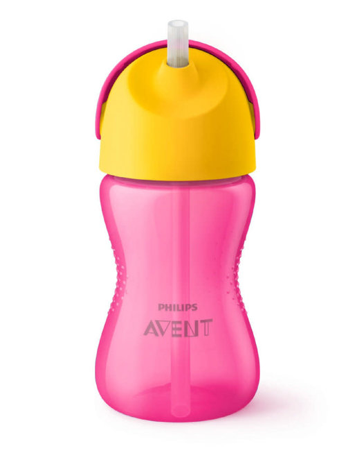 Avent Avent Rietjesbeker +12m Roze