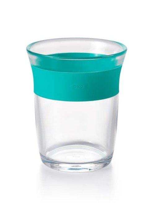 Oxo Tot OXO Glas Voor Grote Kindjes Teal Groen
