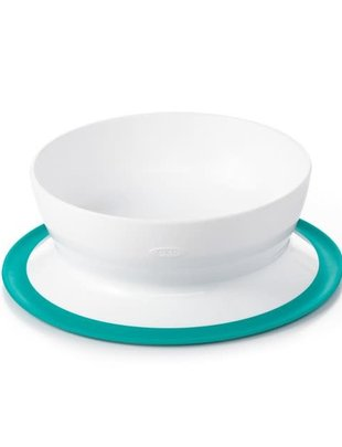 Oxo OXO Stay Put Plate Teal Groen