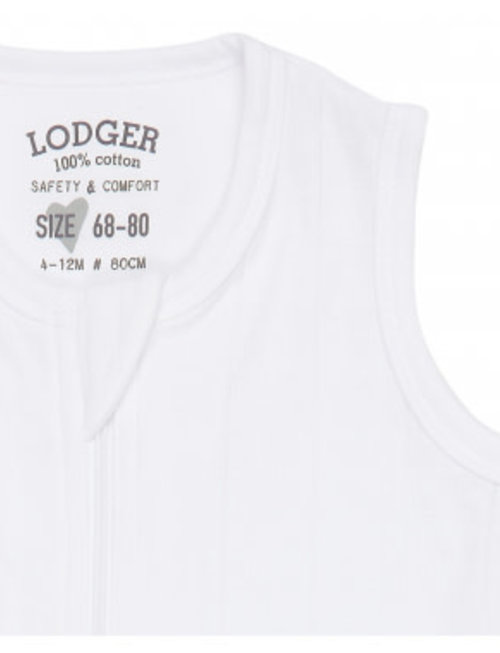 Lodger Lodger Slaapzak Zomer White