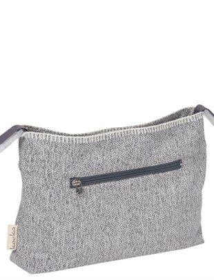 Koeka Koeka Vigo Buggy Purse Sparkling Grey