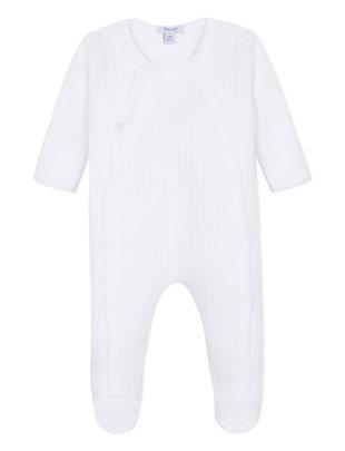 Absorba Absorba Pyjama Essentiels Blanc