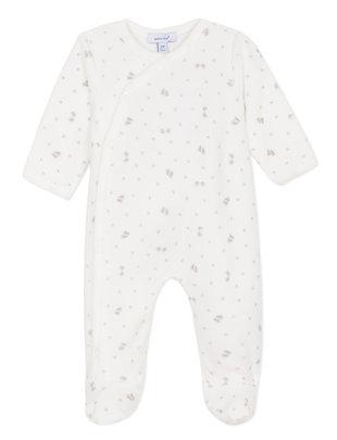 Absorba Absorba Pyjama Voetjes Ecru