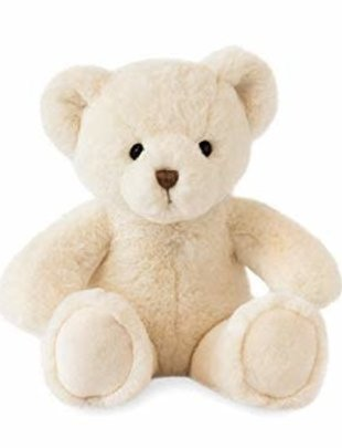 Histoire d'Ours Histoire D'Ours Teddybeer Wit 27 cm