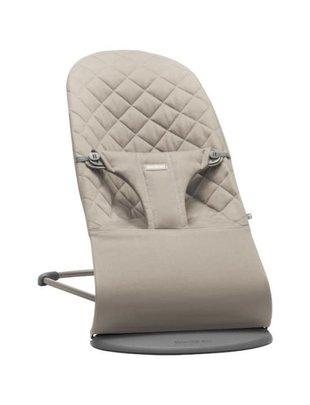 Babybjorn Babybjorn Wipstoel Bliss Sable Grey Cotton