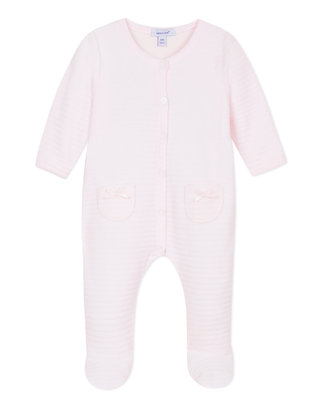 Absorba Absorba Pyjama Velours Rose