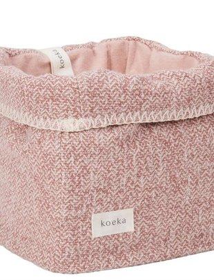 Koeka Koeka Opbergmand Vigo Old Pink