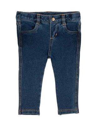 Natini Natini Broek Jeans Mid Blue