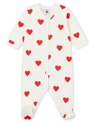 Petit Bateau Petit Bateau Pyjama Hartjes