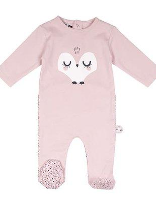 Zero2Three Zero2Three Pyjama Hart Pink