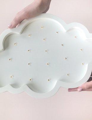 Sabo Sabo Lamp Cloud White