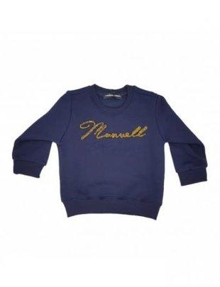 Manuell & Frank Manuell & Frank Sweater Logo