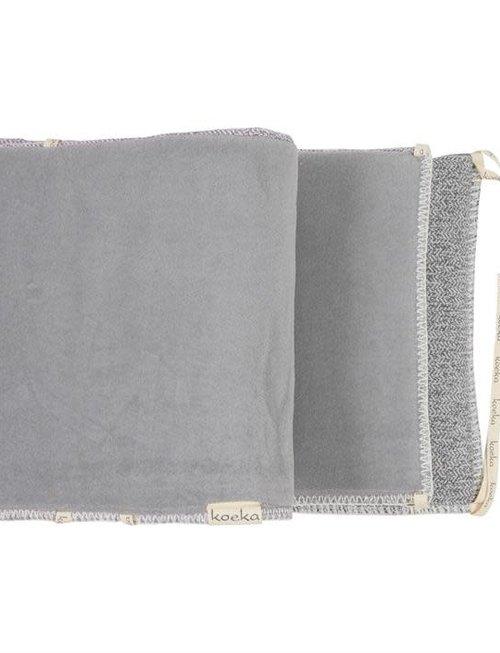 Koeka Koeka Bed/Boxbumper Vigo Sparkling Grey